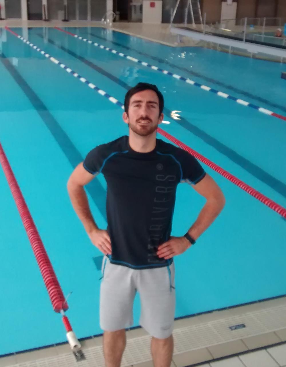 Coaching sportif à Nantes : plongez avec Sport et Santé Nantes.